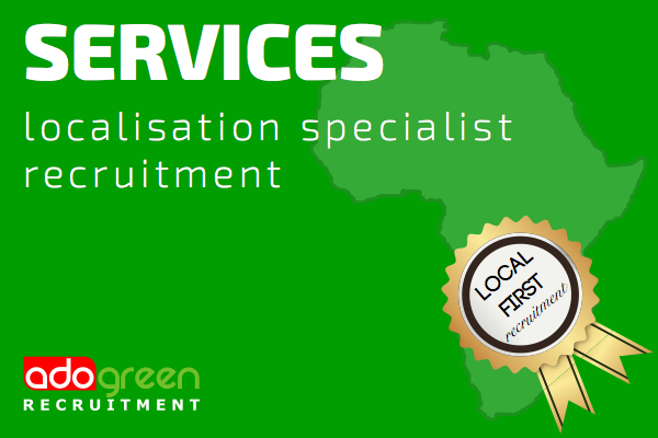 Localisation Specialist Recruitment Agency For Africa