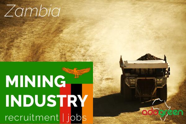 Zambia Mining Jobs Construction Engineering | Africa Recruitment RPO