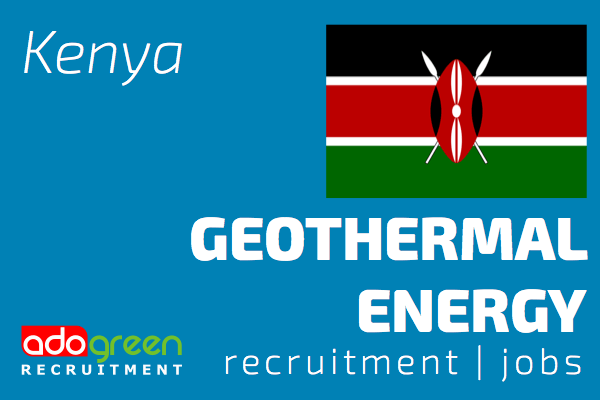 Kenya Renewable energy, Kenya renewable energy recruitment, geothermal jobs, renewable jobs, recruitment renewable energy projects