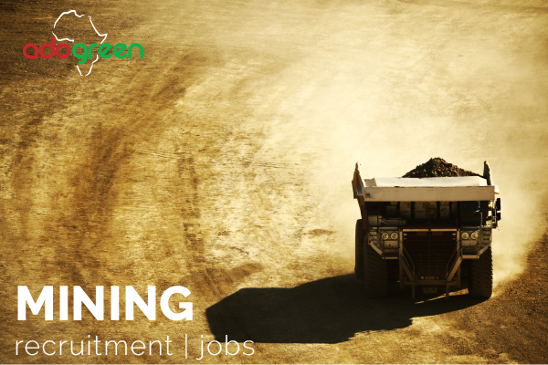 mining jobs in africa