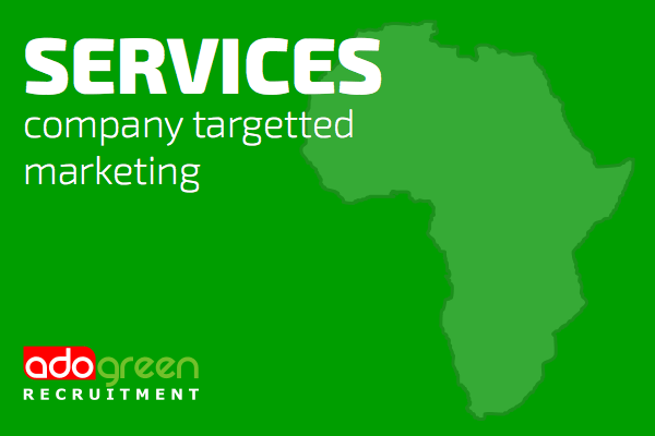 Company Targeted Marketing Africa - Recruitment