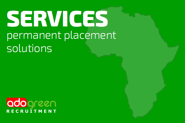 Africa - Recruitment | Permanent Placement Solutions Africa